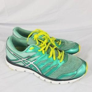 Asics Gel Womens Gel Zaraca 4 Running Sneakers 9
